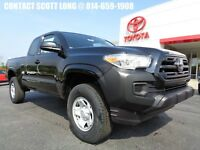 2018 Toyota Tacoma 2018 Access Cab 4x4 2.7L 4WD SR Automatic New 2018 Tacoma Access Cab 4x4 SR Rear Camera 2.7L 4 Cylinder Automatic Utility