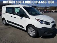 2018 Ford Transit Connect Cargo Van Long Wheelbase Reverse Sensing Systems New 2018 Transit Connect XL