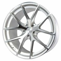20x9 AODHAN LS007 5x112 +30 Silver Machined Face Wheels (Set of 4)
