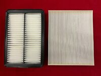 New Cabin & Engine Air Filters For Hyundai Part #: 97133-F2000 28113-F2000