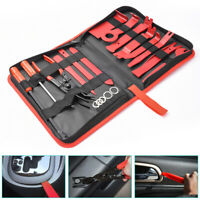 19Pcs Nylon Automotive Car Audio Door Dash Trim Panel Plier Removal Tools Kit
