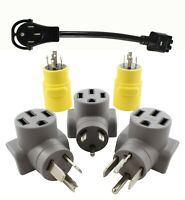 EV Compact Charging Adapter Kit for Tesla use by AC WORKS™