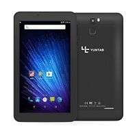 YUNTAB E706 Tablet 7 zoll Android 6.0 MT8321 Quad Core Tablet (Schwarz)