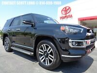 2018 Toyota 4Runner New Demo 2018 Limited 4x4 Navigation Third Seat New 2018 4Runner Limited 4x4 Navigation Heated Cooled Seats 3RD Row Seat Demo
