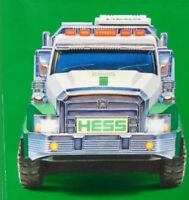 2017 HESS DUMP TRUCK AND LOADER NEW ORIGINAL UNOPENED SHIPPING BOX  LOWEST PRICE