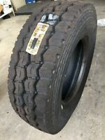 Michelin XZUS 2 All Position 315 80 22.5 Commercial Truck Tire NEW