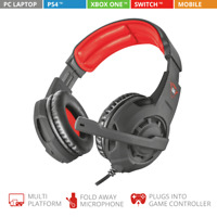 Trust GXT 310 Gaming Headset Stereo PC Notebook PS4 XBOX One & Switch