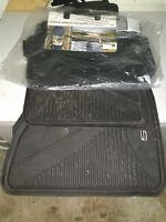 Bmw 2017 530 Winter Car Mats. Front ones used1 winter. Rear ones brand new