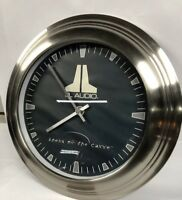 JL Audio DEALER Advertising Wall CLOCK Car Audio Time display, Used