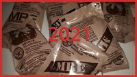 New 2021 MRE Meals US MILITARY MEALS READY TO EAT You Pick Meal. Survival Food