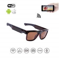 WiFi Live Streaming Video Sunglasses, Streaming Videos & Photos from Glasses to