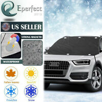 Car Windshield Snow Cover Ice Frost Guard Winter Protector SUV Truck Sun Shade
