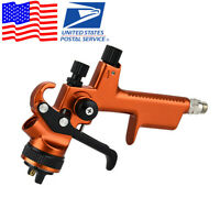 Car Painting Spray Gun Handing Tools With 600Ml Paint Sprayers Universal Fit USA