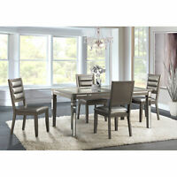 Picket House Furnishings Aria 5PC Dining Set DFH1505PC