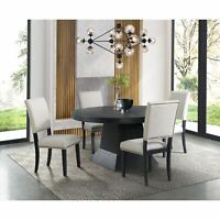 Picket House Furnishings Mara Oval Dining Table Set DMD1005PC
