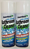 Power House Foam Bathroom Cleaner 12oz Spray