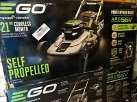 EGO 21 in. 56V Lithium-Ion Cordless Self Propelled Mower *LM2100SP*  (Tool Only)