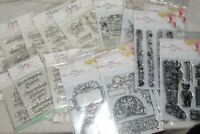 Hero Arts Dylusiuons Lawn Fawn++ Clear Stamps Scrapbooking Supplies Paper Craft