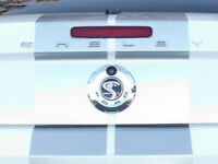 2005-2009 Ford Mustang Shelby Gt Cobra S Snake Faux Gas Cap Emblem Berg 05-09