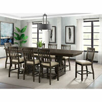 Picket House Furnishings Stanford Counter Height 9PC Dining Set DST190C9PC