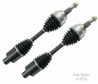 Pair: 2 New DTA CV Axles Front Left Right for 11-06 Dodge Ram 1500 With Warranty