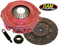 RAM HDX CLUTCH SET,1955-85 GM CARS & TRUCKS,1 1/8