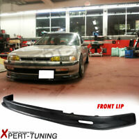 Fits 90-93 Honda Accord MG Front Bumper Lip Spoiler PP
