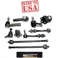 Dodge Dakota Durango 2WD BRAND NEW Suspension & Steering Kit $5 YEARS WARRANTY$