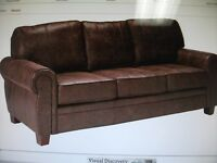 Coaster Home Furnishings Traditional Sofa, Brown (Local Pickup in NJ only)