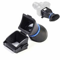 3X Magnification LCD Viewfinder For Canon Nikon Sony Olympus Pentax Panasonic