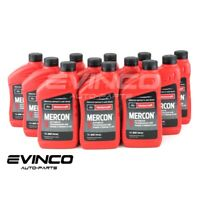 Motorcraft Mercon V Transmission Fluid XT-5-QMC Case 12 Quarts Ford Vehicles