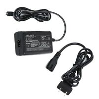 AC Wall Battery Power Charger Adapter For Sony Camcorder HDR-SR5 E HDR-SR12 E