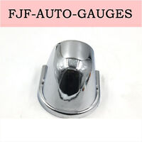 Hot Sale 2 inch electroplated single gauge holder with pedestal Brand new