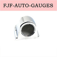 Brand new Hot Sale 2 inch electroplated single gauge holder with pedestal