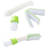 2018 Double-Head Cleaning Brush Car Air Conditioning Outlet Keyboard Dust Brush