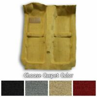 1974 International 200 Travelall 4WD Complete Cutpile Replacement Carpet Kit