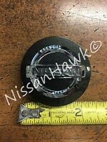 NEW OEM NISSAN CENTER CAP - DARK GREY COLOR - NEW MAXIMA AND OTHER MODELS