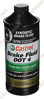 Castrol 12614 / 12504 Brake Fluid Castrol GT LMA DOT 4 (32 oz. Bottle)