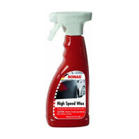 Sonax GMBH High Speed Car Wax (500 ml Spray) GERMAN made protective emulsion