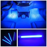 12 LED Car Charge Interior Accessories Floor Decorative Lamp Atmosphere Light US