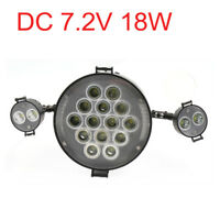 Universal 14 LEDs Battery Video Light w Adaptor 3 Filter for Camcorder Camera