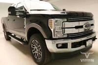2018 Ford F-250  2018 Navigation Sunroof Heated Cooled Leather V8 Turbo Diesel Vernon Auto Group