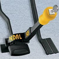 UNELKO SECURITY SYSTEMS PEDAL JACK ANTI-THEFT DEVICE