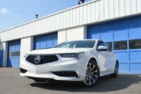 Acura TLX V6 Naviagtion Heated Leather Lane Keeping Active Cruise Premium Audio Rear Cam MOre