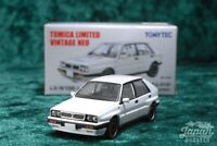[TOMICA LIMITED VINTAGE NEO LV-N136b 1/64] LANCIA DELTA HF INTEGRALE (White)