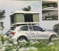 SUV Hard Top Roof Tent Camping Shell Outdoor Travel Hiking 4x4 Offroad