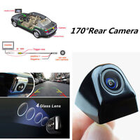 Waterproof CCD 170°HD Car Rear View Backup Reverse Parking Night Vision Camera