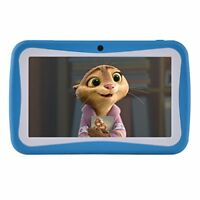 Kinder Tablet 7 Zoll, Android 7.1 OS, iWawa Pre-Installed, Quad Core, HD (Blau)