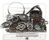 4L60E Chevy Transmission Raybestos  Stage 1 Deluxe Rebuild Kit 97-03 Shallow Pan