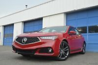 2018 Acura TLX V6 A-Spec pecial Interior Adaptive Cruise MultiView Cam LED All Safety See Window Sticker